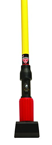 O'Cedar Commercial 6510 Jaw Clamp Mop Stick, Fiberglass Handle (Pack of 12)