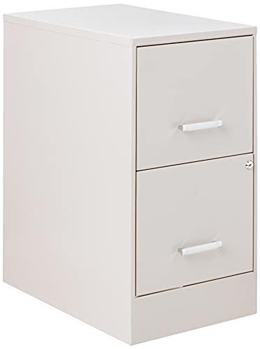 Lorell SOHO 22' 2-Drawer File Cabinet