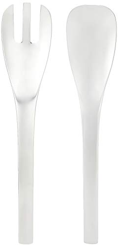 WMF Vela Stainless Steel Salad Serving Set, 12-Inch