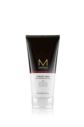 Paul Mitchell MITCH Steady Grip - Haar-Gel für Männer-Haare liefert natürlichen Glanz, Styling-Creme für starken Halt, Fülle und Formbarkeit - 150 ml