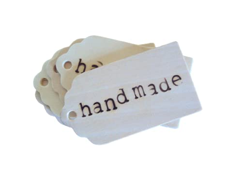 Handmade Gift Tags Set of 5 4 years warranty Hang Max 61% OFF Bou - Rustic Farmhouse