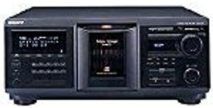 Sony CDP-CX400 400-Disc Mega Changer (Discontinued by Manufacturer) (Renewed)