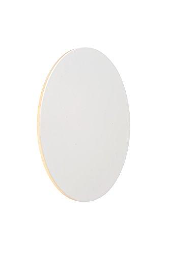 Lucide EKLYPS LED - Applique Murale - Ø 25 cm - LED - 1x8W 3000K - Blanc