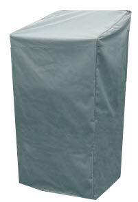 HBCOLLECTION Housse Respirante pour chaises ou Fauteuil de Jardin (unité ou empilés) XL Gris
