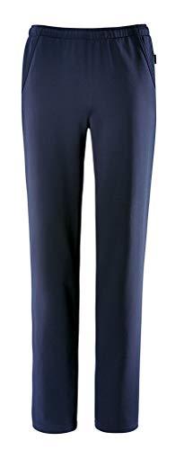 Michaelax-Fashion-Trade Schneider - Damen Freizeit Hose in Marine Blau oder Schwarz, PISAW (6529), Größe:21, Farbe:Dunkelblau (798)
