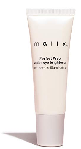 Mally Beauty – Perfect Prep Under Eye Brightener – Masks Blue Tones & Dark Circles – Soft, Yellow, Deeper Shade – 0.4 Ounce – MY.2089