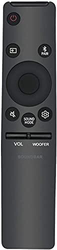 AH59-02767A AH59-02767C AH81-09773A Soundbar Télécommande de remplacement pour SAMSUNG HW-N650 HW-N550 HW-N450 HW-N950 HW-N400 Harman/kardon HW-Q60R HW-Q70R HW-Q90R HW-R650 Sound Bar Remote Controller