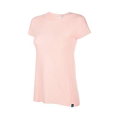 Mammut T-Shirt Aelectra pour Femme S Rose Bonbon