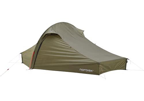 Nordisk Telemark 2.2 PU Tent 2-Personen Zelt Dark Olive