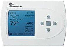 CLIMATEMASTER ATC32U01 3 HEAT/2 COOL'IGATE' COMMUNICATING 7-DAY PROGRAMMABLE DIGITAL 24