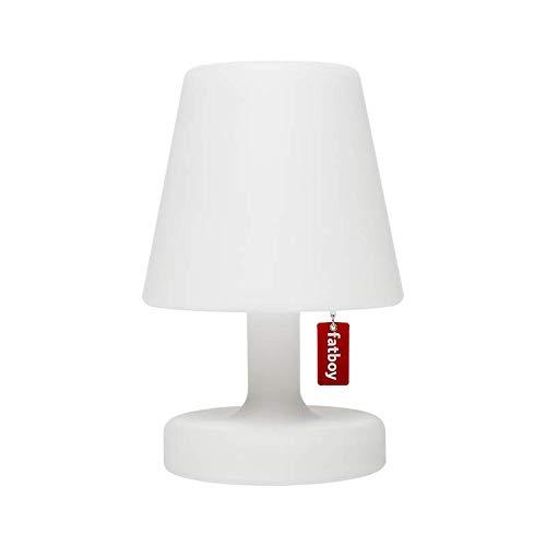 Fatboy® Edison The Petit weiß | Tischlampe/Outdoor Lampe/Nachttischlampe | Kabellos & per USB Aufladbar