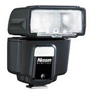 Nissin i40 Blitzgerät für Anschluss Fujifilm