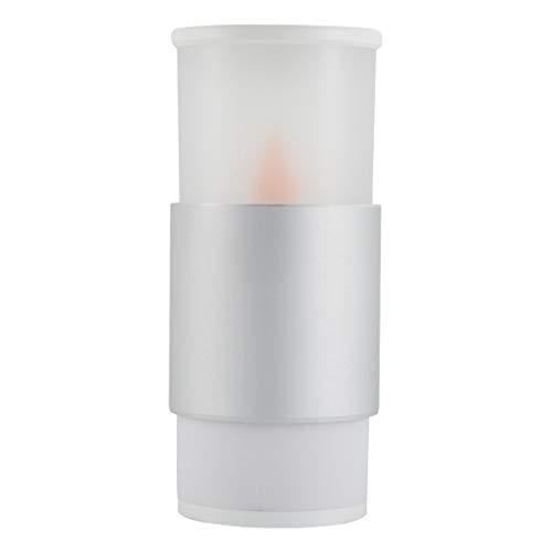 SYQS Elektronische kaarsen, romantische reclame LED-lamp bedlampje nachtlampje kleurrijke verlichting sfeer