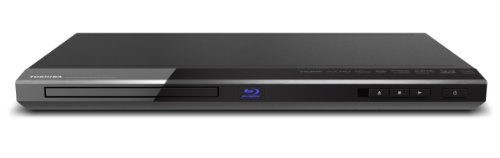 Review Toshiba BDX4150 Wi-Fi Ready 3D Blu-ray Disc Player - Black
