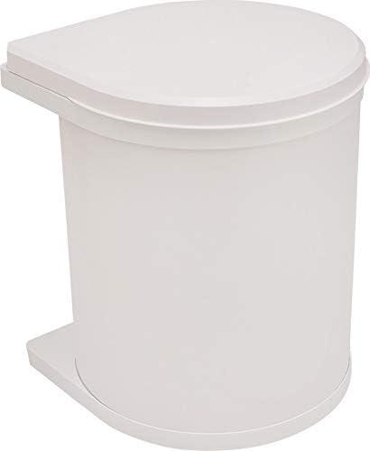 Hafele ☆正規品新品未使用品 Trash Can Side Panel Door 正規取扱店 Mounted Capacity - 4 Gallons