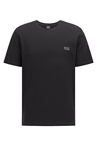 Boss Mix & Match T-Shirt R, Nero (Black 001), X-Large Uomo