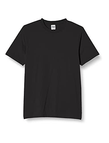 [プリントスター] 半袖 4.0オンス ライト ウェイト Tシャツ 00083-BBT [メンズ] ブラック M (日本サイズM相当)