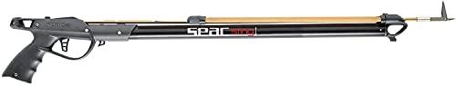 Seac Sub Sting Spear Gun with Sling, Aluminum Finish, 45 cm (FBA_3180-45)