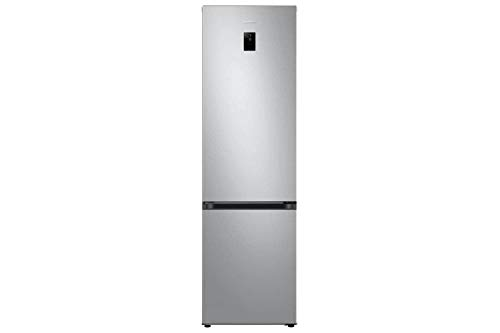 Samsung RB38T675DSA Frigorífico Combi 2M Inox de 390 L, Tecnología SpaceMax,(, All-Around Cooling, No Frost, Optimal Fresh + y Humidity Control