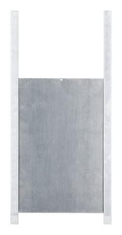 Kerbl Hühner-Schiebetür 300 x 400mm, Alu