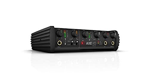 IK Multimedia AXE I/O Solo Audio Interface, IP-INT-AXEIOSOLO-IN