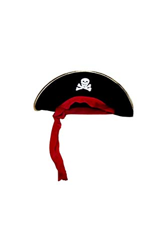 Chapeau de Peter Le Pirate - Taille Unique