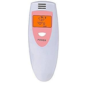 【 簡単 測定 】 口臭チェッカー 5段階 イラスト表示 エチケット 口臭レベル 匂い ニンニク料理 チェック 検査 持ち歩き簡単 SD-KOUCHA