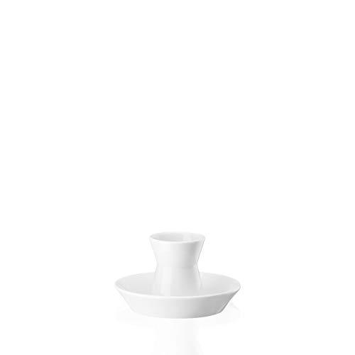 6 x Eierbecher mit Ablage 2-tlg. - Tric Weiß - Arzberg - 49700-800001-15512