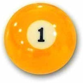 Bola de billar Nr. 1 bola de piscina Favoritos Número 1: Amazon.es ...