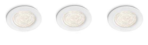 Philips SmartSpot Sceptrum - Foco empotrable LED, color blanco