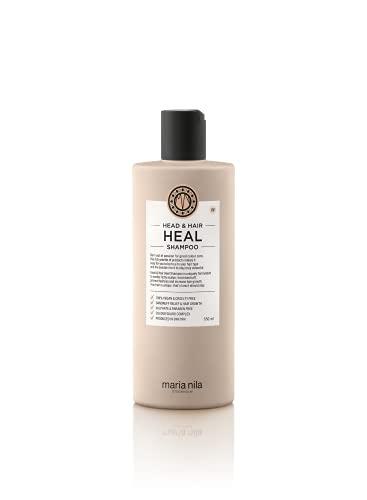 Maria Nila - Head and Hair Heal Shampoo 350ml | entzündungshemmendes, beruhigendes Shampoo