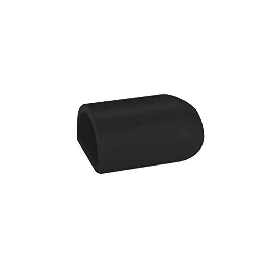 Mingtongli Scooter de Pata de Cabra Cubierta de Silicona Antideslizante Cubierta de Soporte del pie de Recambio para M365 / M365PRO, Negro