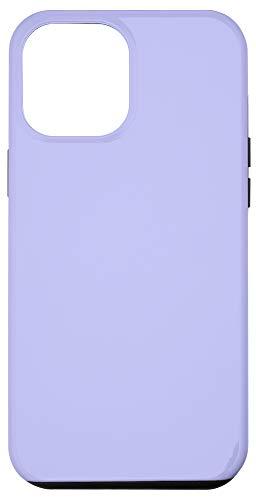 iPhone 12 Pro Max Periwinkle Light Purple Case