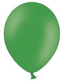 Belbal 25 Luftballons dunkelgrün Qualitätsballons Ø ca. 27cm B85 (Standardgröße)