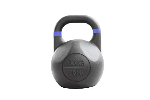 GladiatorFit 12 KGCompetition Kettlebell rivestimento in polvere