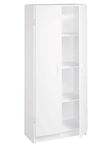 ClosetMaid 8967 Pantry Cabinet, 24-Inch, White