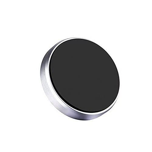 BAWAQAF Soporte magnético para teléfono de coche 360, para iPhone 12 11 XR X Pro, soporte de pared móvil, soporte de mesita de noche GPS