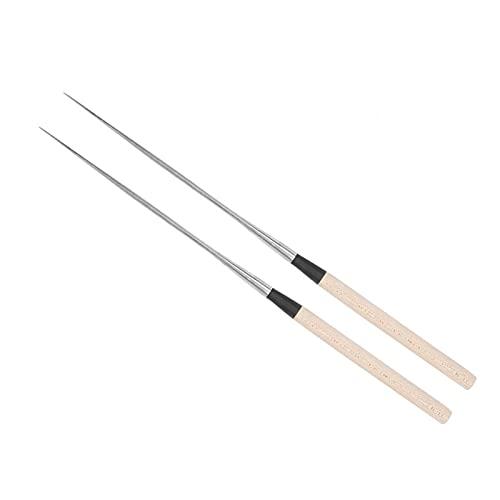 Palillos Vajilla Sushi Japonés Plato chino Sushi Fideos Accesorios de Cocina Regalos para Amigos (Grande)