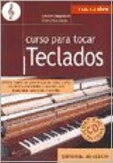 Curso para tocar teclados: Amazon.es: Regazzoni, Cesare, Roda ...
