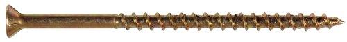 El grupo de Hillman 473908x 13/4multiusos madera tornillo torx de doble disco