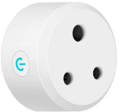 F5 Wireless Smart Plug 10 Ampere Compatible with Amazon Alexa Google Home Voice Controlled No HUB Required Mobile Phone Control from Anywhere Anytime with Energy Monitoring and Scheduling Function