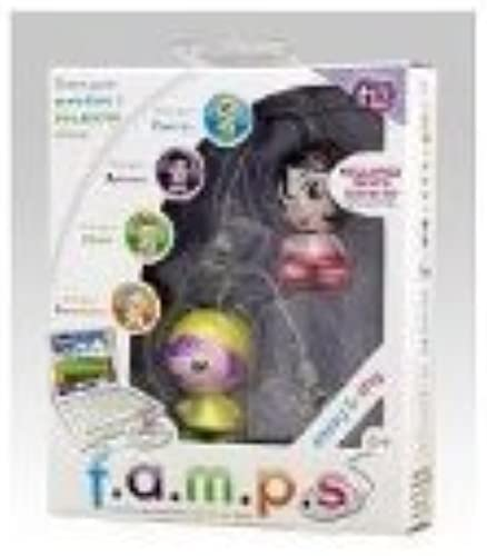 FAMPS  Double pack  SASSY & SHY by Radica