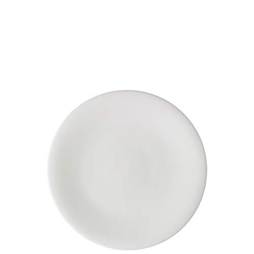 6 x Teller flach 22 cm - Hutschenreuther NORA - 02048-800001-10862 - Frühstücksteller Kuchenteller