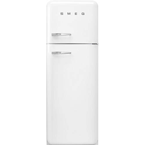 Smeg FAB30RWH3 Kühl-Gefrier-Kombination (294 l, SN-T, 4 kg/24 h, A+++, neue Zone, weiß)