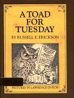 By Russell E Erickson A toad for Tuesday [Hardcover]