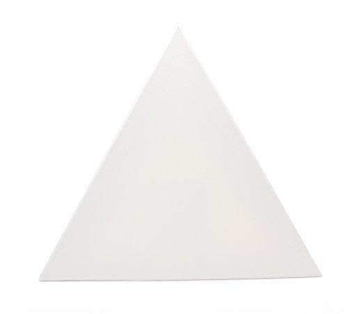 Paintersisters-Neuss 10er Spar-Set Keilrahmen dreieckig 40cm Seitenlänge