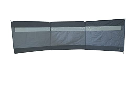Bo-Camp Windschutz Solid 500x140 Camping...
