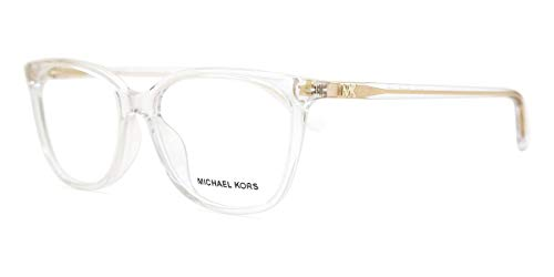 Michael Kors SANTA CLARA MK4067U Eyeglass Frames 3015-53 – Transparent MK4067U-3015-53