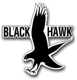 Military Vet Shop Magnet US Army Black Hawk Vinyl Magnet Car Fridge Locker Metal Decal 3.8