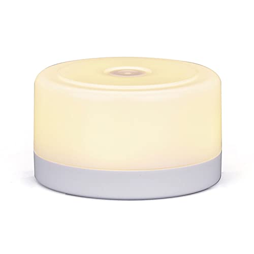 Lámpara de atenuación Continua del Tacto de la luz de la Noche del LED Que Carga la lámpara de Ahorro de energía del Dormitorio de la luz de la palmadita